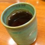 水たき玄海 - ほうじ茶