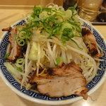 ○寅 - ぶた角ふじ麺 850円