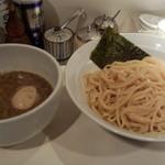 麺屋錦 - つけ麺(770円)