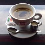 フランツカフェ - ホットコーヒー