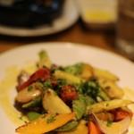 ル バー ラヴァン サンカンドゥ アザブ トウキョウ - 焼き野菜