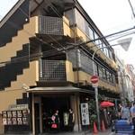 はり重 - 洋食レストラン 1986年(昭和61年)拡張。