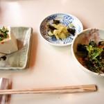 花野菜 - 小鉢