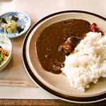 花野菜 - カレーライス