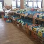 せふりの - 山のお野菜もたくさん売ってます。