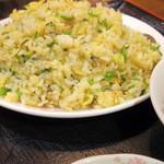 倅 B食 - 2016年6月 タイ風焼き飯