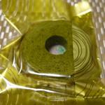 バウムクーヘン工房ハナミズキ - ミニクーヘン抹茶