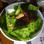とび蔵 - サラダ