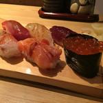 いさりび - 上寿司その①