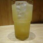 ひつまぶし名古屋備長 - 梅酒