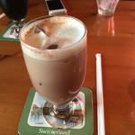 シャレー スイス ミニ - リンツのチョコレートドリンク 外税500円 (アイス +50円)
