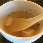 ソウジュ - セットスープ