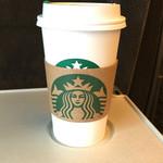 スターバックス・コーヒー - ドリンク写真:ドリップコーヒー グランデ 税込388円