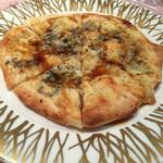 パリセチエム - ブルーチーズのピザ