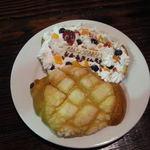 釣船茶屋 ざうお - 誕生日ケーキのサービス