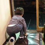 釣船茶屋 ざうお - 部屋からの釣り