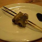 522796 - 鮑 昆布巻焼。