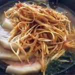 将軍 - 2016.06.12 ネギチャ-シュ-メン 醬油