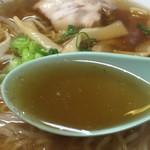 藤の家食堂 - 素朴な味わいのスープ