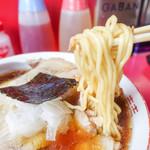 星の家 - 麺