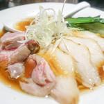 麺処 篠はら - 特製チャーシュー醤油
