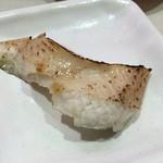 魚べい - ふわとろあなご(183円)