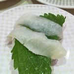 魚べい - えんがわ(108円)
