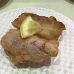 魚べい - 焼豚カルビ(108円)