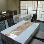 日本料理 鰻割烹  新川 - 店内客席