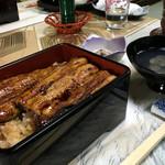 日本料理 鰻割烹  新川 - うなぎ坂東太郎のうな重