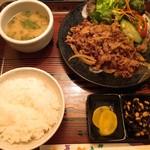 52207395 - 焼肉定食