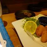 北海道室蘭焼鳥 居酒屋 蔵 - チーズフライ