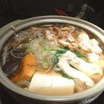 和めし屋 次や - 地鶏鍋