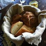 日野水牧場 ファームハウス - パンにおいしいルバーブジャム&おいしいバター
