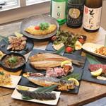 北新地日本酒酒場キャンプ - 日本酒25種類以上飲み放題付きの宴会コースが4300円(税込)!