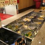 焼肉・冷麺ヤマト - 料理写真:サラダバー
