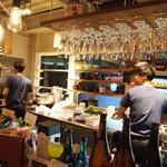 北新地日本酒酒場キャンプ -