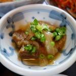 52212895 - 煮込み料理(牛すじ)