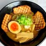 拉麺プカプカ - チャーシュー盛り
