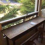菓子・茶房 チェカ - 二階席
