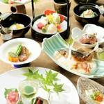 湖穂里 - 料理写真:会席コース