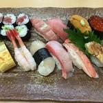 笹寿し - 料理写真: