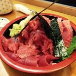 52220677 - マグロ丼