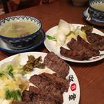 味の牛たん 喜助 - 牛タン定食