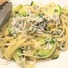 ジェンマ - 料理写真:しらすと春野菜のスパゲティーニ