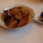 松葉亭 - 煮物(特別メニュー)