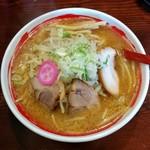 ラーメンさんぱち - 料理写真:味噌ラーメン(799円)