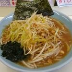 ヤマト - ネギラーメン 750円