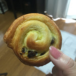 シャレー スイス ミニ - パンセットに入ってたパン  パンオレザンのよう!