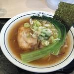 麺屋 たけ井 R1号店 - 清湯らーめん<並>(750円)